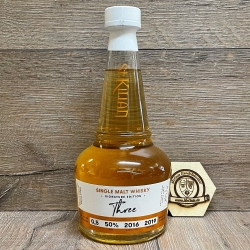 Whisky - St.Kilian - Signature Edition - 03 Three Peated 38ppm - 50% - 0,5l