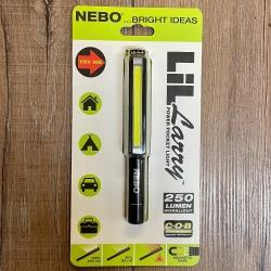 Leuchtartikel - Taschenlampe Nebo - LIL LARRY - 250 Lumen