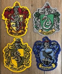 Aufnäher - gestickt - Harry Potter - Gryffindor
