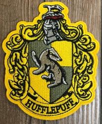 Aufnäher - gestickt - Harry Potter - Hufflepuff