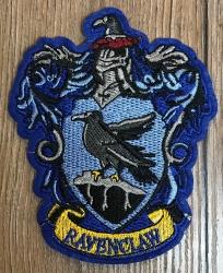 Aufnäher - gestickt - Harry Potter - Ravenclaw
