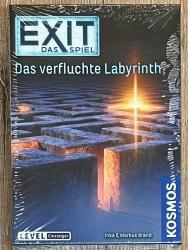 EXIT - Das Spiel - Das verfluchte Labyrinth - Einsteiger - KOSMOS Verlag