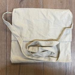 Tasche - Baumwolle - Umhängetasche einfach - natur