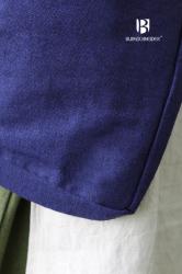Tasche - Baumwolle - Umhängetasche/ Brotbeutel Ehwaz - grün - Burgschneider