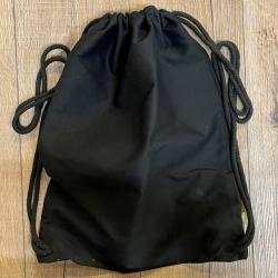 Tasche - Baumwolle - Rucksack - Organische Baumwolle - schwarz