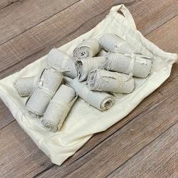 Heilergurt - Verbände (Nachschub für Heilergurt) - 10er Pack inkl. Beutel