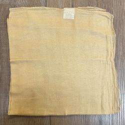 Tuch - Schal uni 100cm x 100cm - sand
