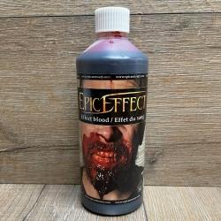 Kunstblut - Flasche - 500ml