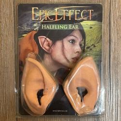 Epic Effect - Latex Applikation - Halblingohren (Hobbits etc.)