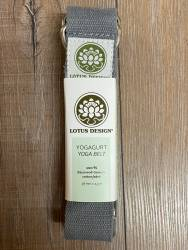 Yoga - Yogagurt - grau - Ausverkauf