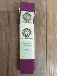 Yoga - Yogagurt - lila - Ausverkauf