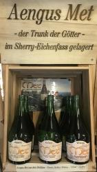 Aengus Met - MacLeod - Kelten klein - feinherb - im Eichenfass gereift - 250ml - Trank der Götter