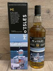 Whisky - House of McCallum - The art of Whisky - Mc of the Isles, Rum Finish - 43,5% - 0,7l