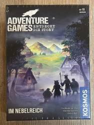 ADVENTURE GAMES - IM NEBELREICH - KOSMOS Verlag