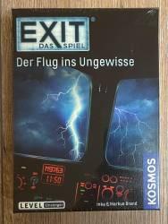 EXIT - Das Spiel - Der Flug ins Ungewisse - Einsteiger - KOSMOS Verlag