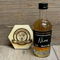 Whisky - St.Kilian - Signature Edition - 09 Nine Mini - 55,3% - 0,05l