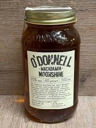 Moonshine O'Donnell - Winter-Sorte Macadamia 20% vol. - 700ml - Likör ohne künstliche Aromen oder Farbstoffe