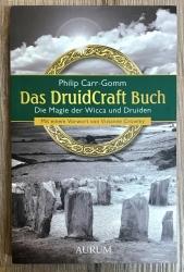 Buch - Das DruidCraft Buch - Philip Carr-Gom