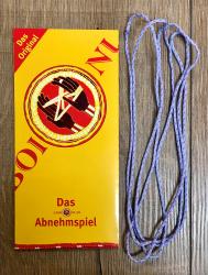 Fadenspiel - Das Abnehmspiel - AboNuiDi - A3 Faltposter inkl. Faden