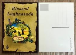 Postkarte - Jahreskreis - Lughnasadh - Mittsommer