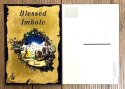 Postkarte - Jahreskreis - Imbolc - Mittwinter