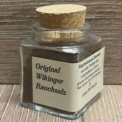 Original dänisches Wikinger Rauchsalz 40g im Glas