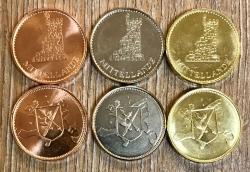 Larp Münze* - Mittellande - Gold* - Rabatt nur für Länder der Mittellande