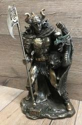 Statue - Loki - nordischer Gott der List - Dekoration - Ritualbedarf