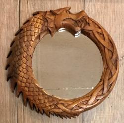 Spiegel - Drachenspiegel Celtic - klein
