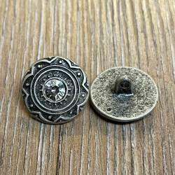 Knopf aus Metall
