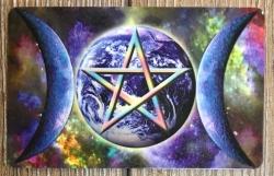 Taschen Altar - Wicca