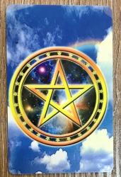 Taschen Altar - Pentagramm
