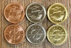 Larp Münze* - Seefahrer - Silber*