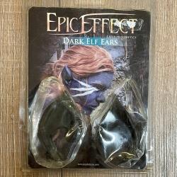 Epic Effect - Latex Applikation - Dunkel-Elfenohren - Ausverkauf