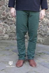 Hose - Thorsberghose Ragnar Baumwolle - Grün - Burgschneider