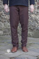 Hose - Thorsberghose Ragnar Baumwolle - Braun - Burgschneider