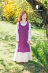 Kinder - Überkleid Ylva - Flieder, Lindgrün, Meerblau