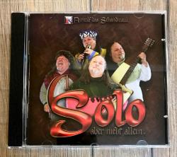 CD - Arnulf das Schandmaul - Solo aber nicht allein - 2017