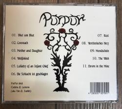CD - PurPur 01: Gabria & Leonora - re-recorded 2017
