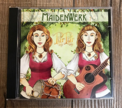 CD - PurPur 04: MaidenWerk - 2017