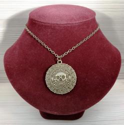 Kette - Piraten Medaille