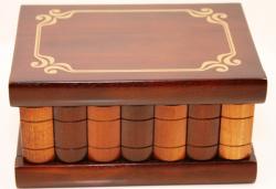 Geduldspiel - Bücherbox - Trickkiste