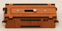 Geduldspiel - Streichholzbox - Trickkiste