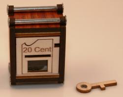 Geduldspiel - 20-Cent-Box - Trickkiste