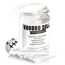 Voodoo Doll - Weltfrieden - Unser Favorit!!