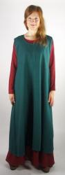 Kleid LC - 4037 Überkleid /Surcot - bäuerlich/ einfach
