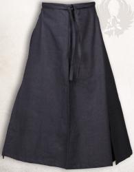 Kampfrock - schwarz - L/XL