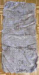 Felle - Felltafel - Kaninchen Rillenschur - beige - 60cm x 120cm - ab 20€