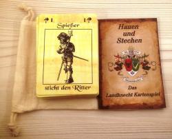 Hauen & Stechen - das Landsknecht Kartenspiel - 2te Auflage