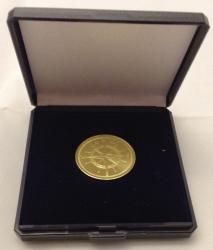 Münz-Etui - passend für Medaillen in 23,5mm